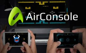 ビデオゲーム Air Console